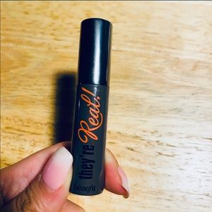 3 G Benefit They're Real Mascara Mini
